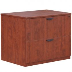 WSO-LF2436 (2-Drawer Lateral File) - Office Furniture Vaughan, Mississauga