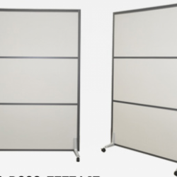 Free Standing Genie Panel - Office Furniture Vaughan, Mississauga