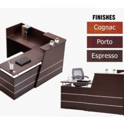 Can3 Reception Station - Office Furniture Vaughan, Mississauga